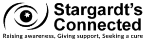 Stargardt's Connected Logo